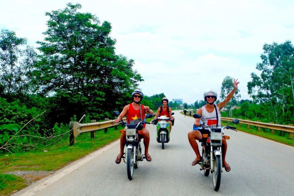 circulation au vietnam - Voyage à moto au Vietnam : le road-trip