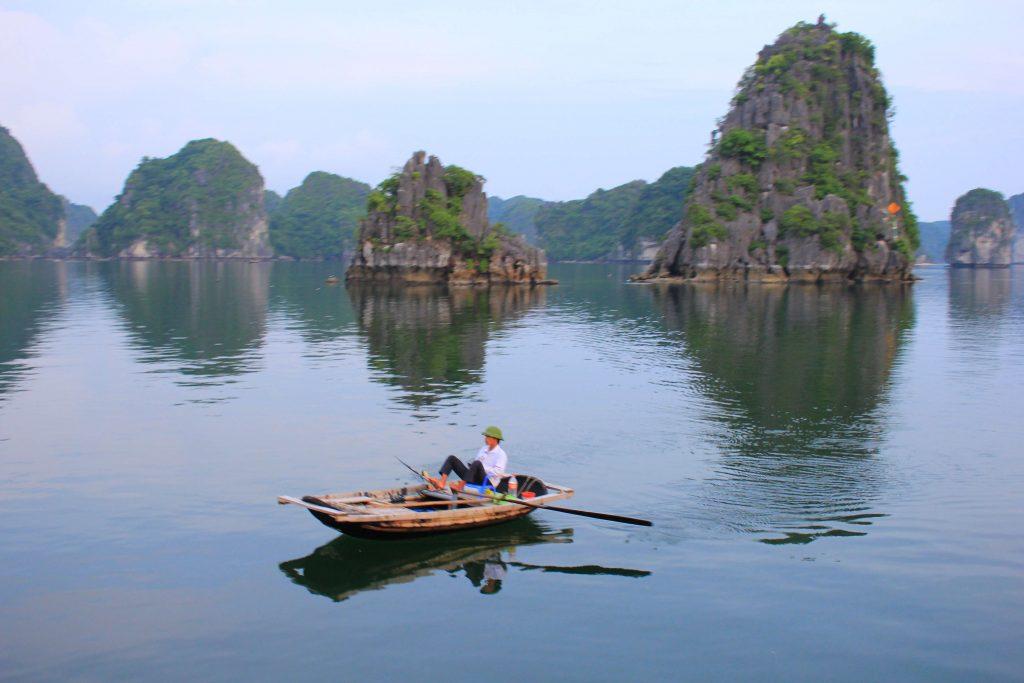 la croisière au Vietnam