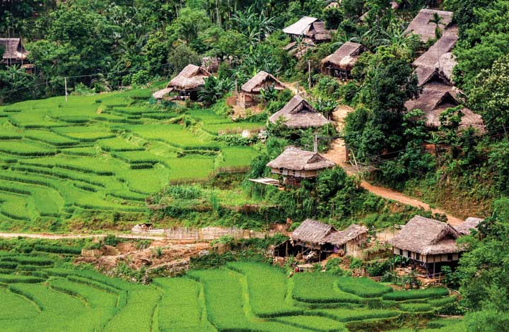 Voyage à Pu Luong | Tout sur Pu Luong: que faire, òu dormir, quand partir
