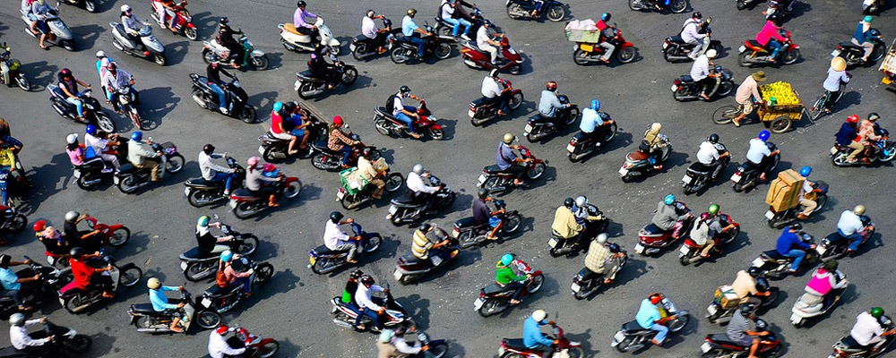 circulation au vietnam - le type de conduite, le permis de conduire nécessaire, les voyages à moto à travers le pays