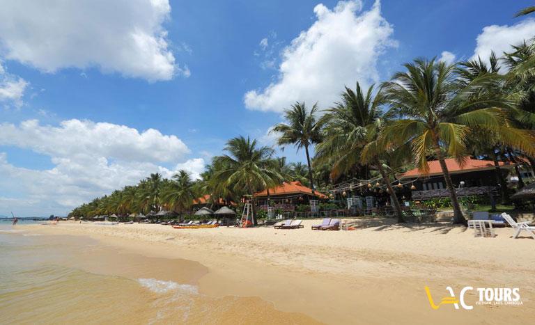 plage Bai Sao de Phu quoc