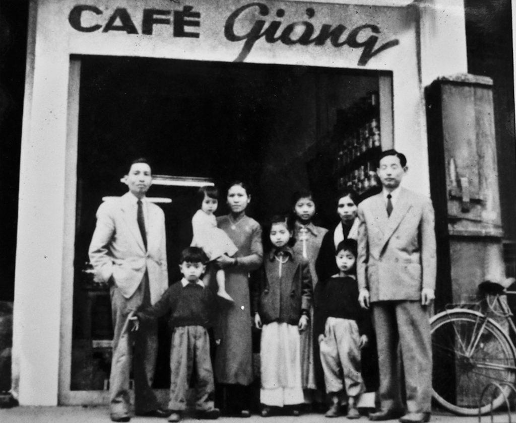 café à l'œuf de Hanoi