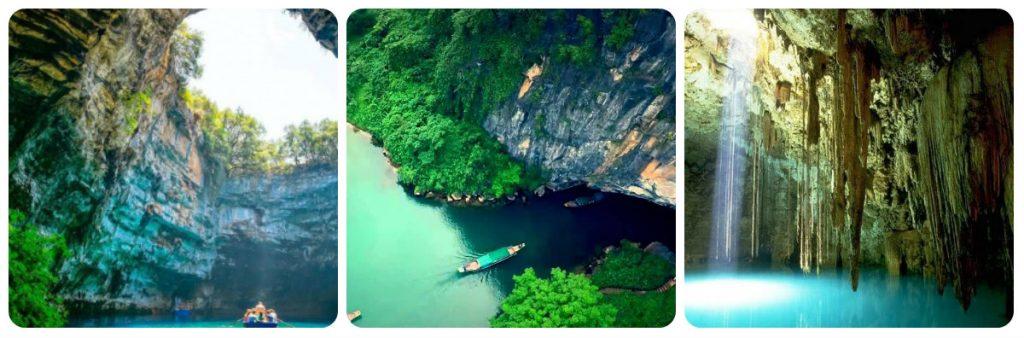 Le parc national Phong Nha - Ke Bang au Vietnam