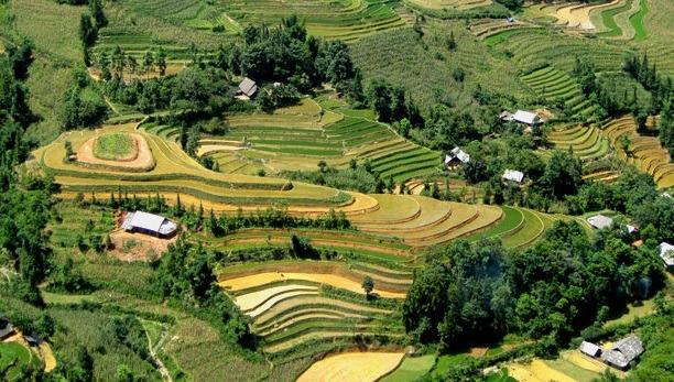 Randonnée au Nord Vietnam : Haut Tonkin