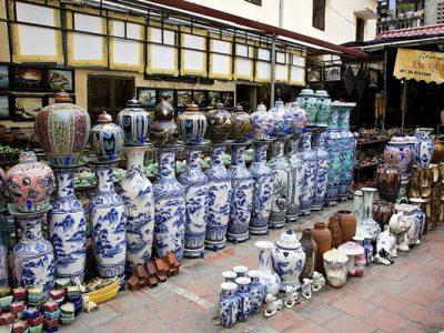Bat Trang - le célèbre village des porcelaines et de la céramique